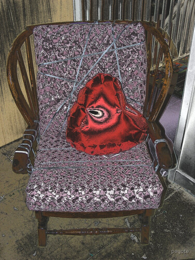Chair  by peyote
