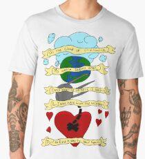 On the Cloud of Unknowing (Gorillaz) Men's Premium T-Shirt