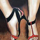 Dancer by Margaret Zita Coughlan