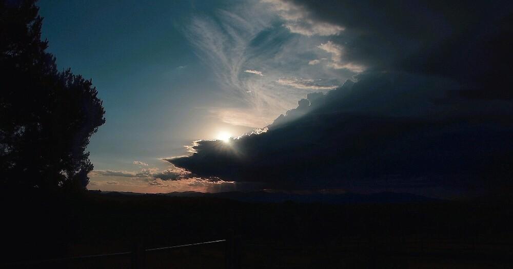 Santa Fe Sky by Maddy Pothier