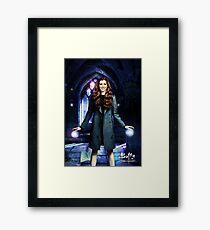 Willow Rosenberg Buffy Framed Print