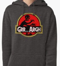 Grrassic Pargh Pullover Hoodie