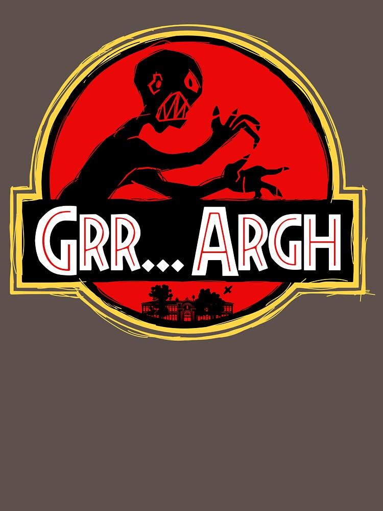 Grrassic Pargh | Unisex T-Shirt