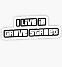 GTA Sticker