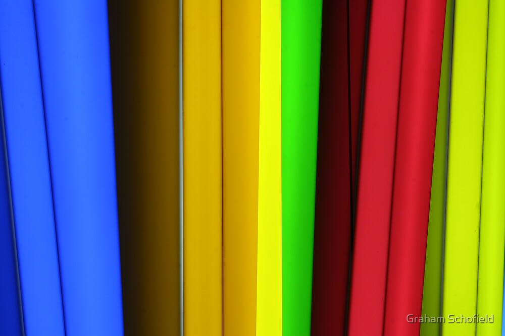 Coloured Lights by Graham Schofield