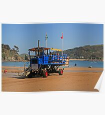 Sea Tractor Poster