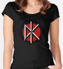 Dead kennedys Women's Fitted Scoop T-Shirt