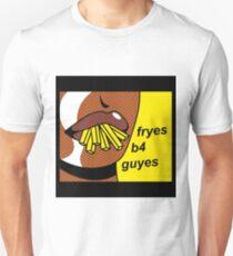 fries b4 guyes T-Shirt