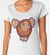 Daruma Women's Premium T-Shirt