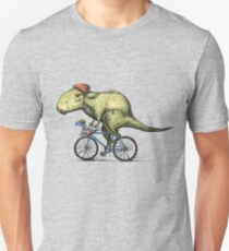 T-rex Bikers Unisex T-Shirt