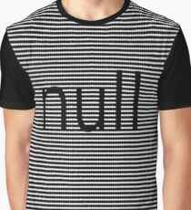 null Graphic T-Shirt