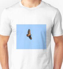Soaring Red Tail Hawk Unisex T-Shirt
