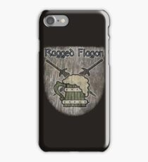 The Ragged Flagon iPhone Case/Skin