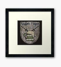 The Ragged Flagon Framed Print