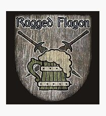 The Ragged Flagon Photographic Print