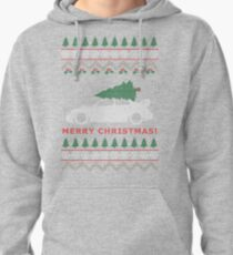 STI Ugly Christmas Sweater (2005) Pullover Hoodie