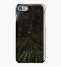 Dark Hours slept iPhone Case/Skin