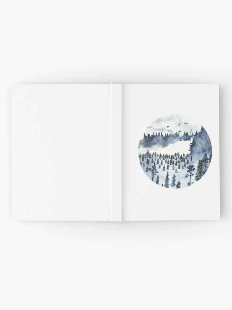 Alternate view of You'll Find Me In The Forest Hardcover Journal