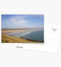 saunton sands Postcards