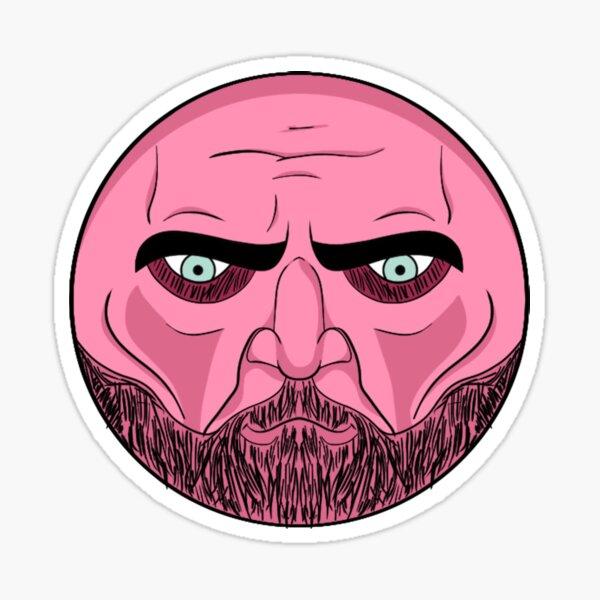 Bearded Plight Sticker