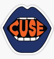 Cuse Lips Sticker