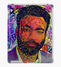 Abstract Gambino iPad Case/Skin