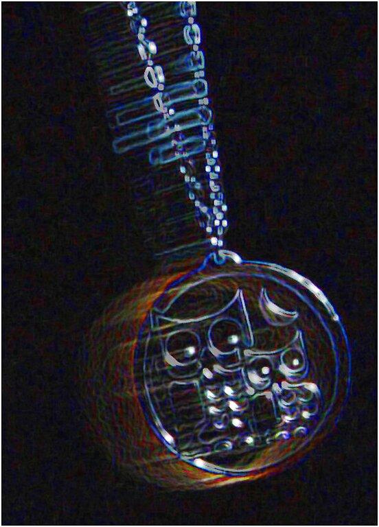 My Owl pendant by jay12