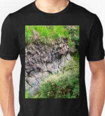 Peat bog in Donegal, Ireland Unisex T-Shirt