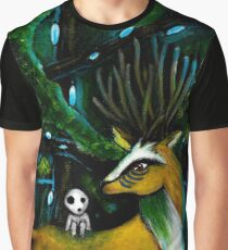 Of the Forest Graphic T-Shirt