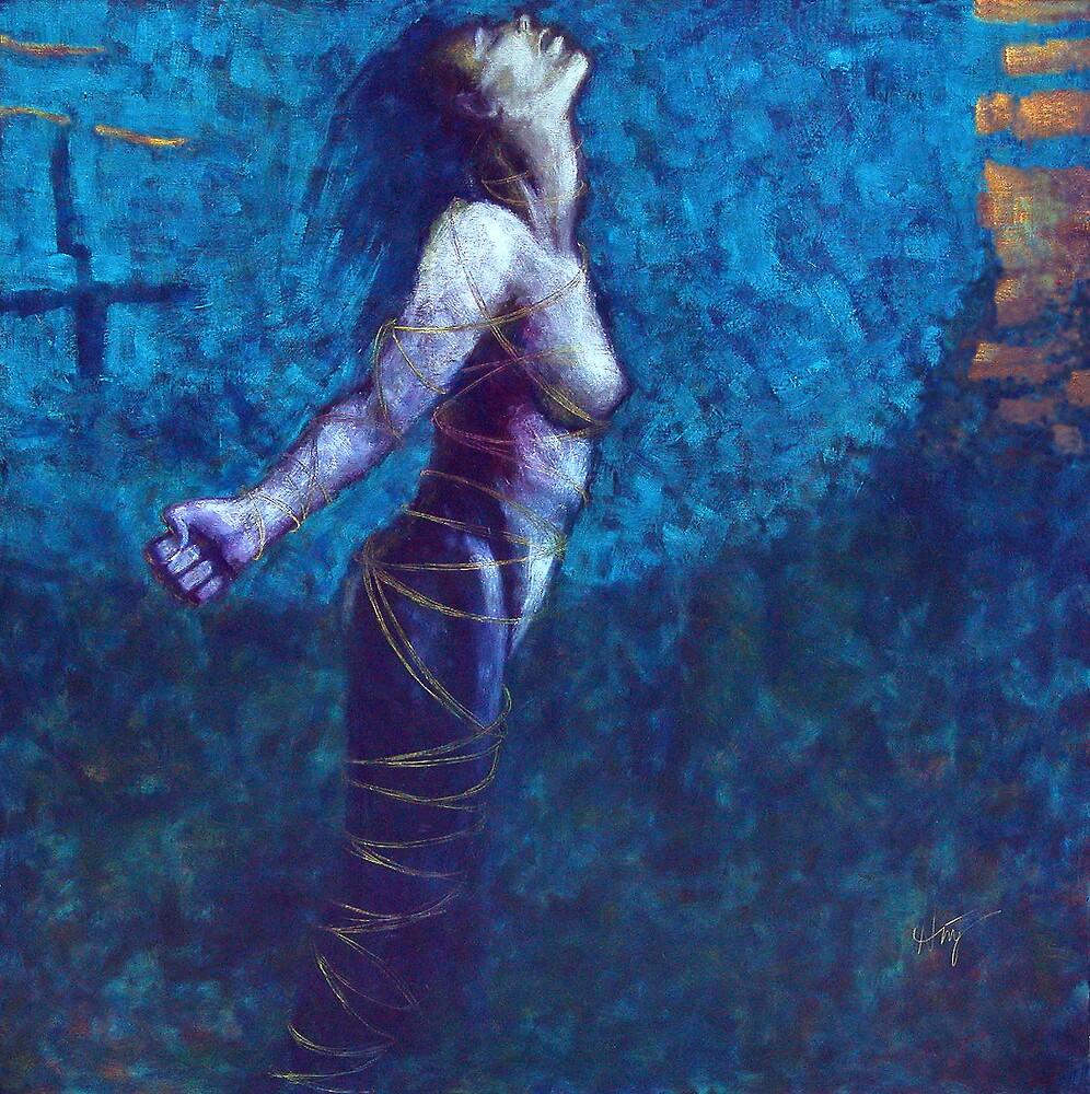 Silent Scream by painterlady