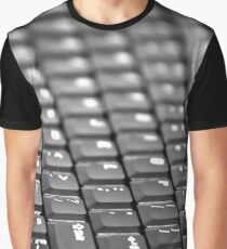 Keyboard Graphic T-Shirt
