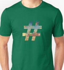 HashTag - The World T-Shirt