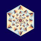 Layered Stars (2015) by Shining Light Creations