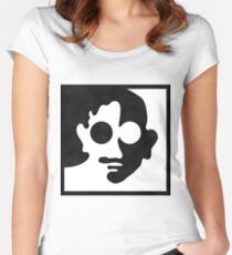 Gandhi Women's Fitted Scoop T-Shirt