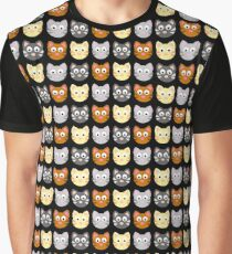 Cat's Meow Graphic T-Shirt