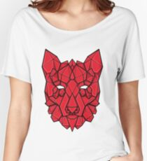 Gem Wolf Women's Relaxed Fit T-Shirt
