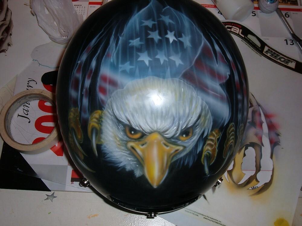 AMERICAN EAGLE by fredscherer2