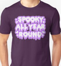 Spooky All Year Round - Pastel Goth Unisex T-Shirt