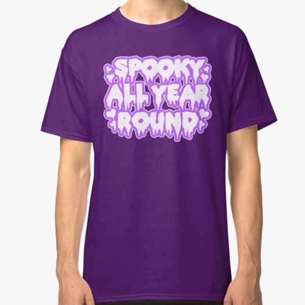 Spooky All Year Round - Pastel Goth Classic T-Shirt