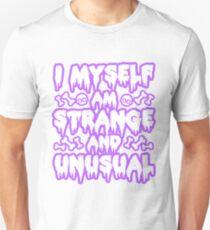 Strange and Unusual - Pastel Goth Unisex T-Shirt