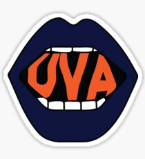 UVA Lips Sticker