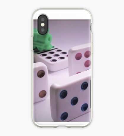Trouble on the Mexican Train iPhone Case