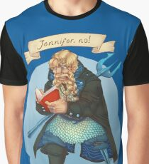 """Jennifer, no!"" Graphic T-Shirt"