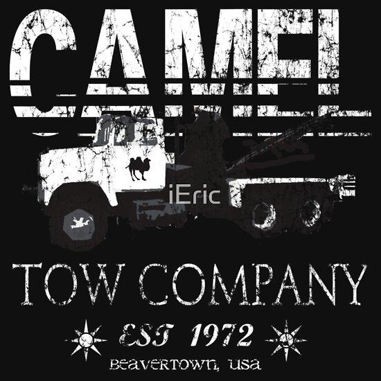 TShirtGifter presents: Camel Tow Co. t shirts