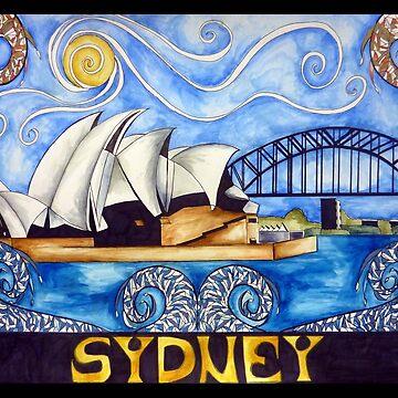 Sydney Nouveau by Stormswept