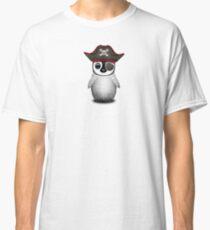 Cute Baby Penguin Pirate Classic T-Shirt