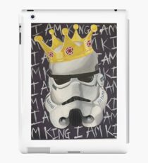 Trooper King iPad Case/Skin