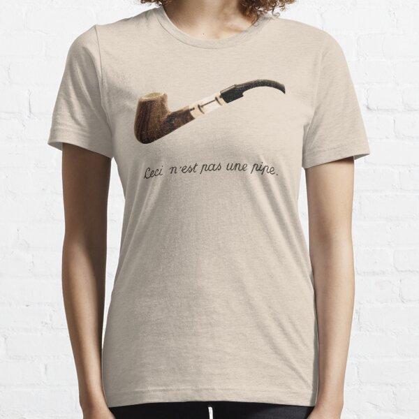 Ce Vape N'est Pas Une Pipe Essential T-Shirt