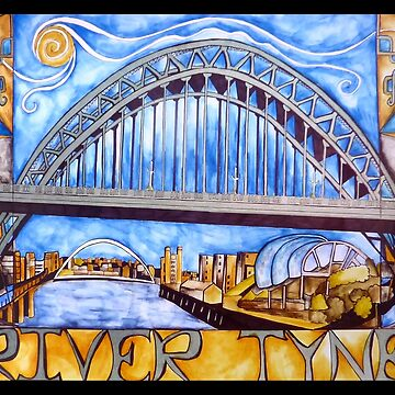 River Tyne Nouveau by Stormswept