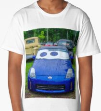 2006 Nissan 350Z in the rain Long T-Shirt